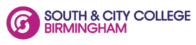 South & City College Birmingham Logo