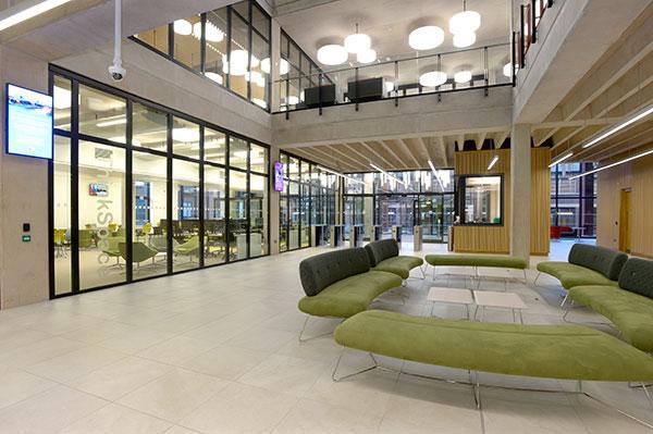 University College Birmingham Campus