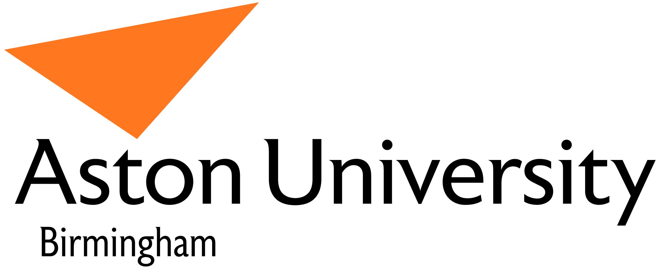 Aston Univeristy Birmingham Logo