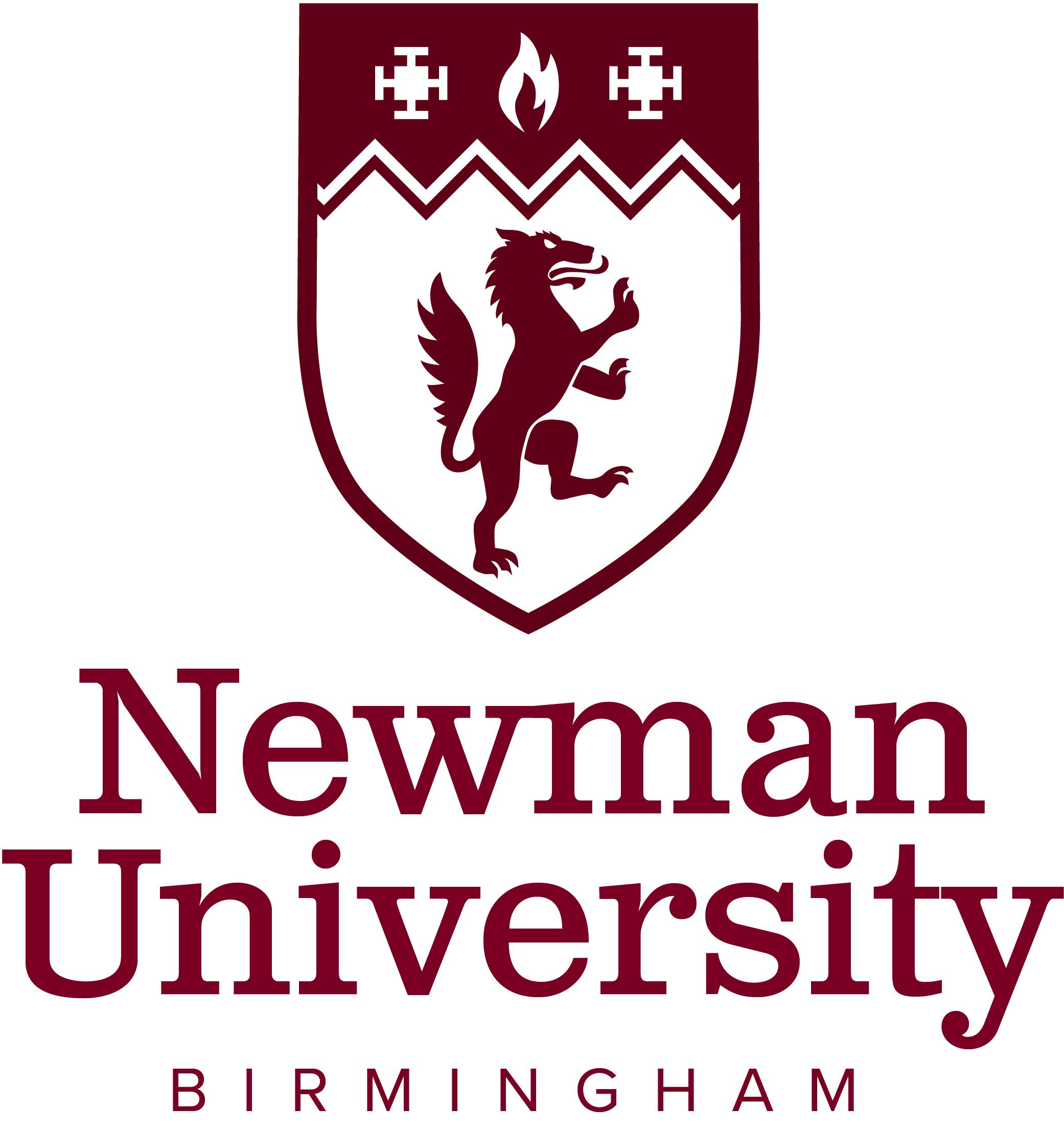 Newman University Birmingham Logo
