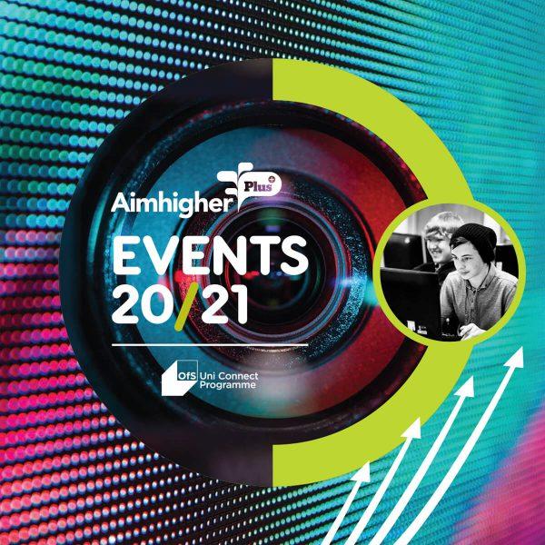 Aim Higher Events Brochure 2020