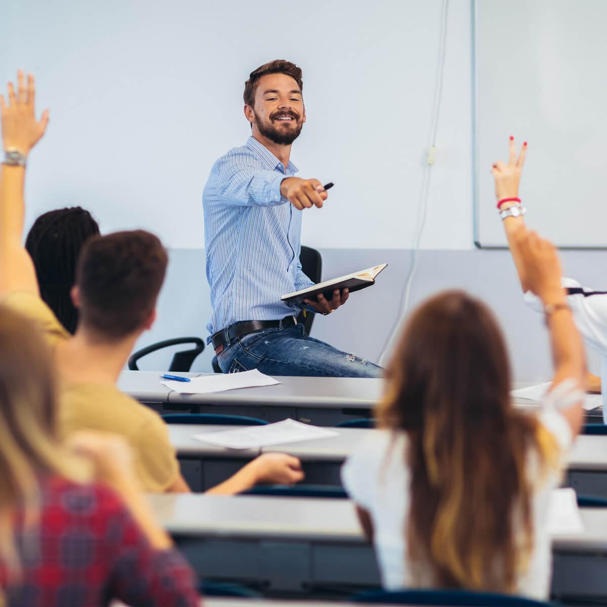 Teachers and Advisors