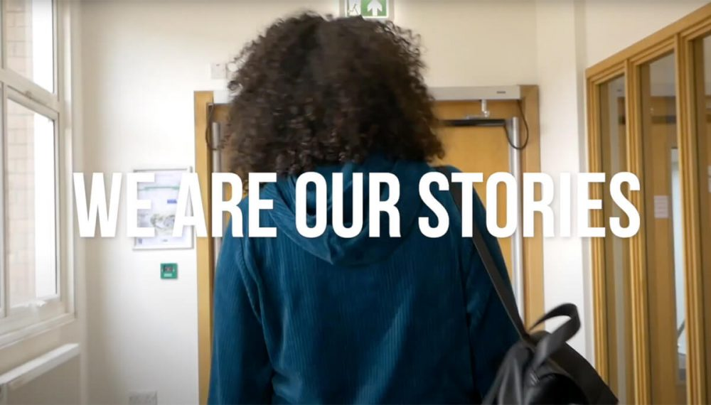 We are our stories - BLM Film